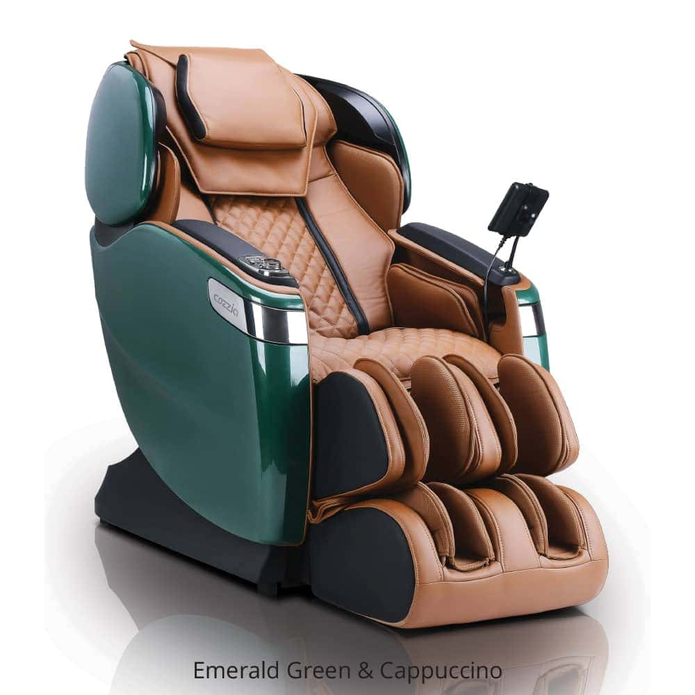 Cozzia CZ-715 Emerald Green