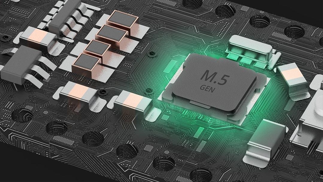 M5 Gen Processors